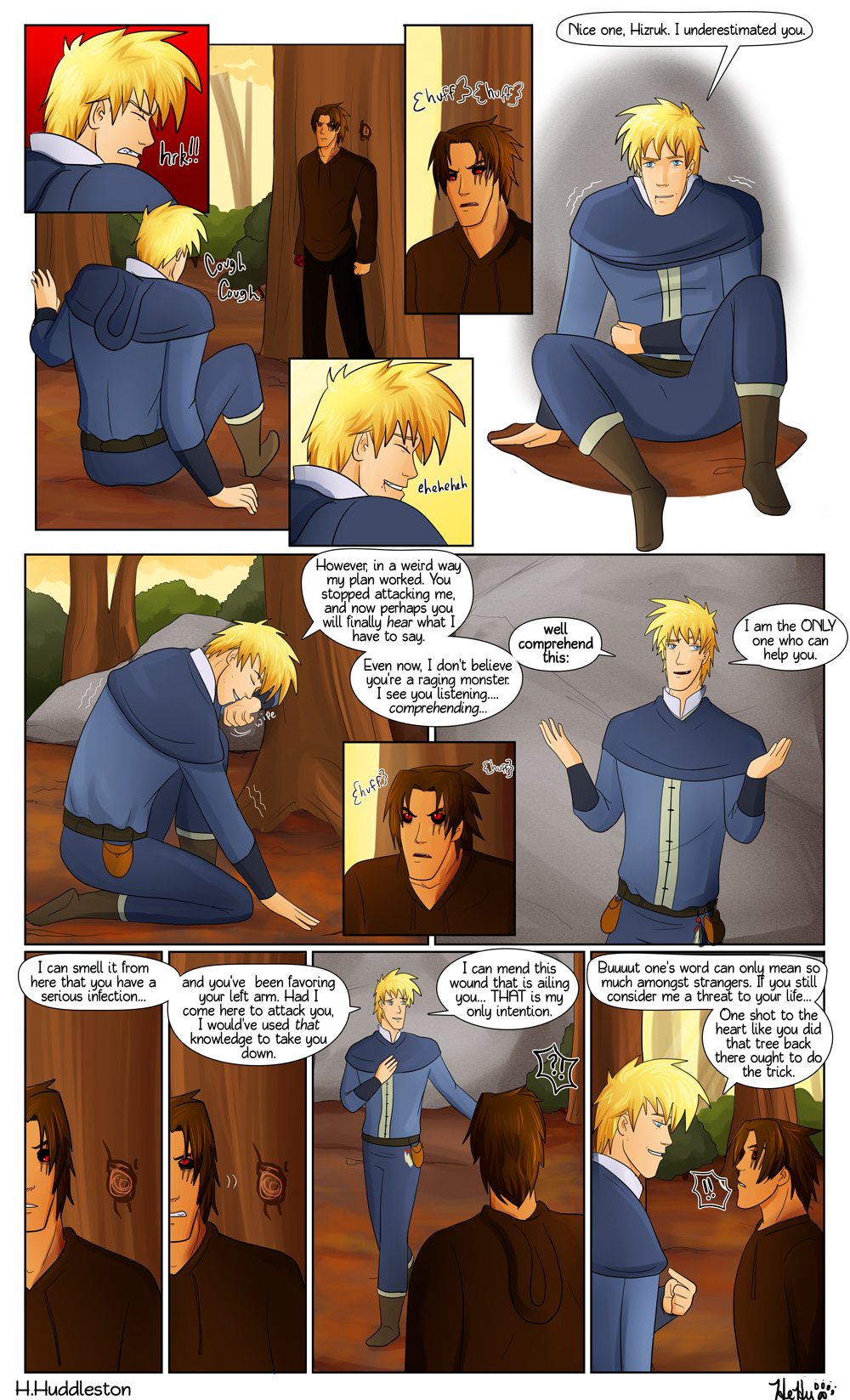 Chapter 4.20-- Here to Help