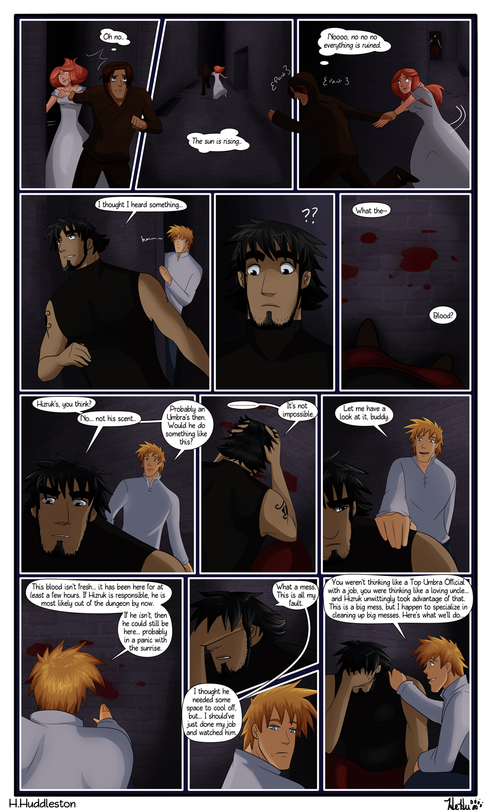 Chapter 3.29-- All My Fault